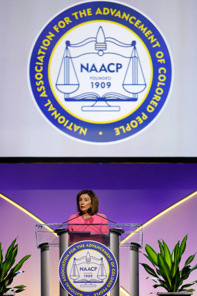 MI: Lawmakers And Presidential Candidates Attend NAACP National Convention