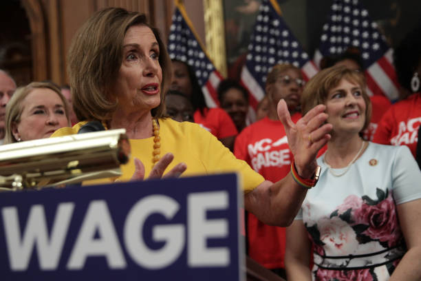 "DC: House Democrats Hold Press Conference Before ""Raise The Wage Act"" Vote"