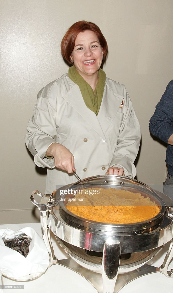 Speaker of the New York City Council Christine Quinn attends Our Table Is Yours - A Thanksgiving Dinner Benefit at Cipriani Wall Street on November 21, 2012 in New York City.