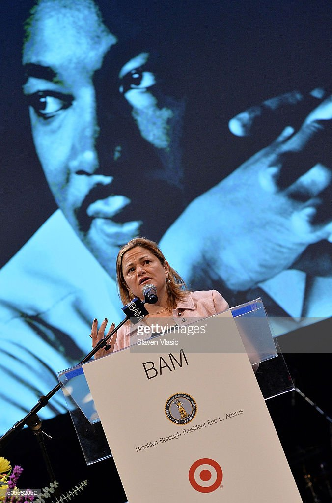 Speaker of the New York City Council Melissa Mark-Viverito attends BAM's 30th Annual Tribute To Dr. Martin Luther King, Jr. at BAM Howard Gilman Opera House on January 18, 2016 in New York City.