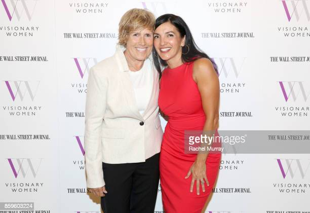 Speakers Diana Nyad and Norma Bastidas attend Visionary Women present Grit Guts and Grace Lessons in Overcoming Adversity and Cultivating Resilience...