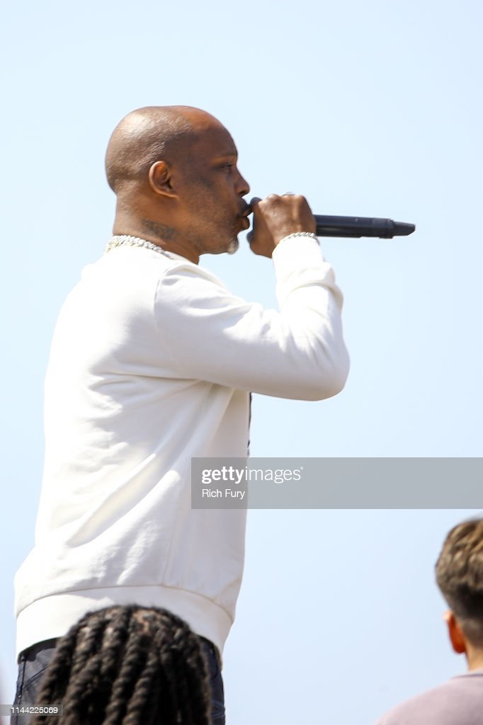 2019 Coachella Valley Music And Arts Festival - Weekend 2 - Day 3 : News Photo