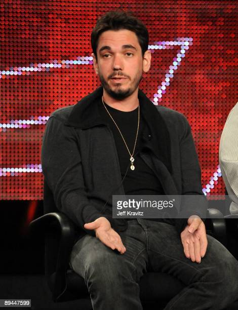 Speaks during the MTV Networks portion of the 2009 Summer Television Critics Association Press Tour at the Langham Hotel on July 29, 2009 in...