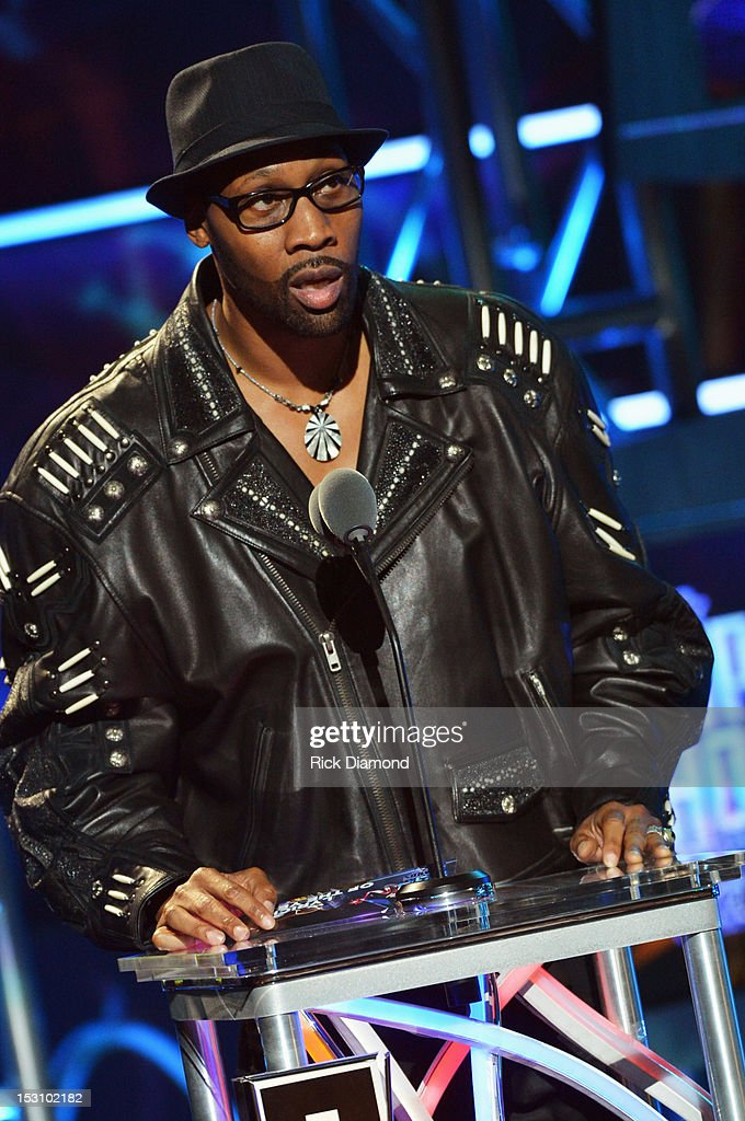 RZA speaks onstage at the 2012 BET Hip Hop Awards at Boisfeuillet Jones Atlanta Civic Center on September 29, 2012 in Atlanta, Georgia.