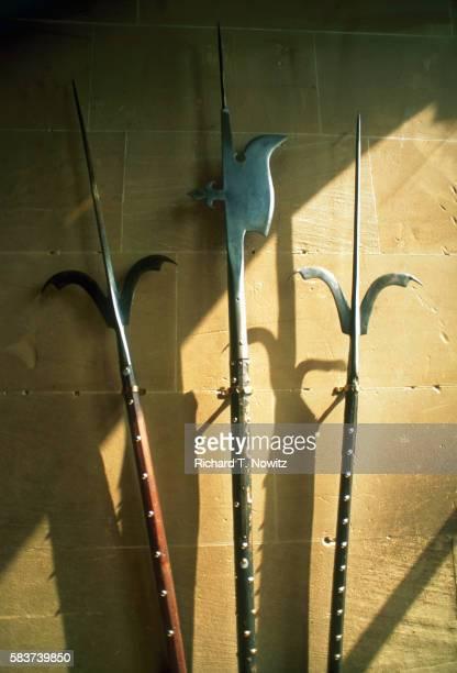 spears at warwick castle - warwick castle bildbanksfoton och bilder
