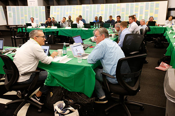 Oakland Athletics 2016 MLB Draft War Room