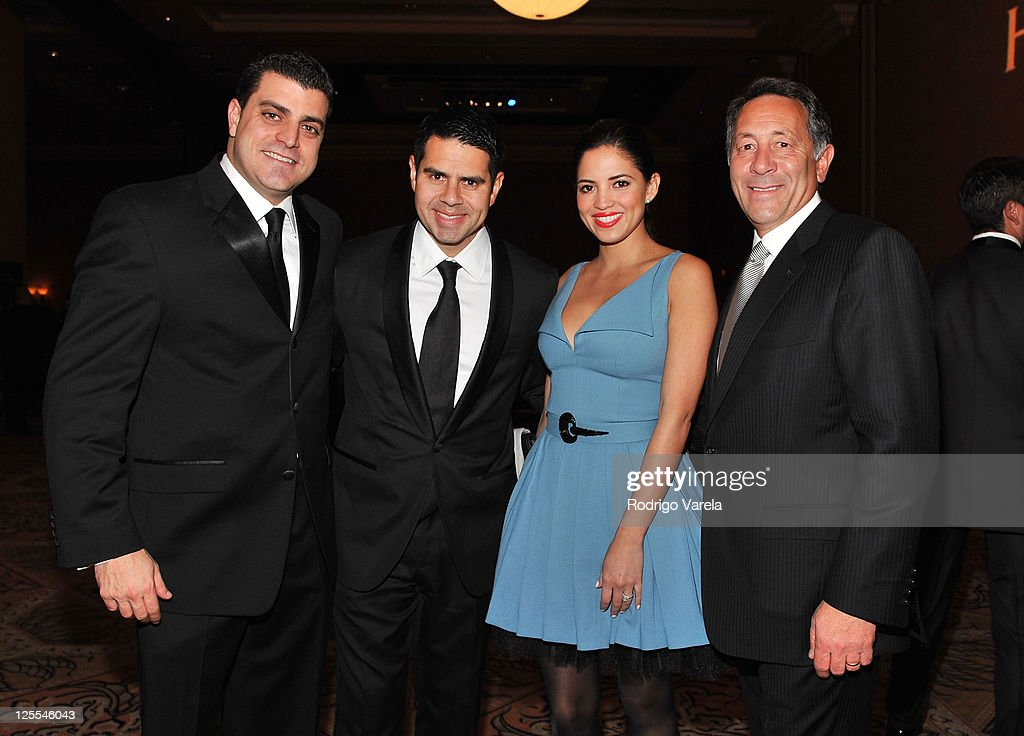 Special Assistant To The Ceo Of Univision Beau Ferrari President Of News Photo Getty Images