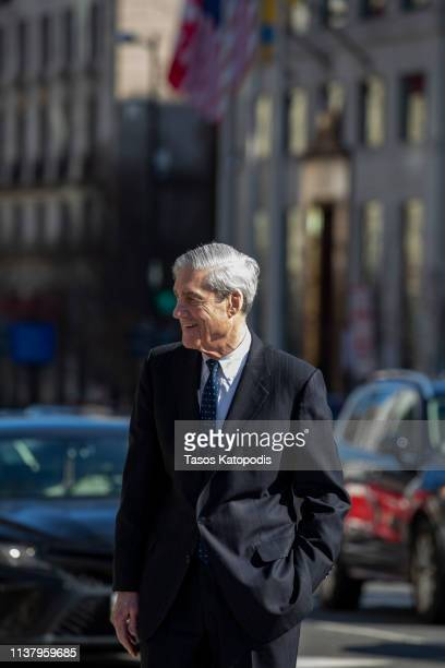 Special CounselRobert Mueller on March 24 2019 in Washington DC Special counsel Robert Mueller has delivered his report on alleged Russian meddling...