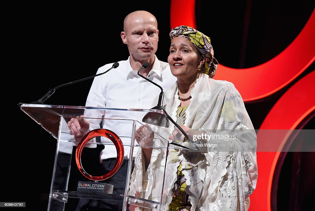 Global Citizen: The World On Stage : News Photo