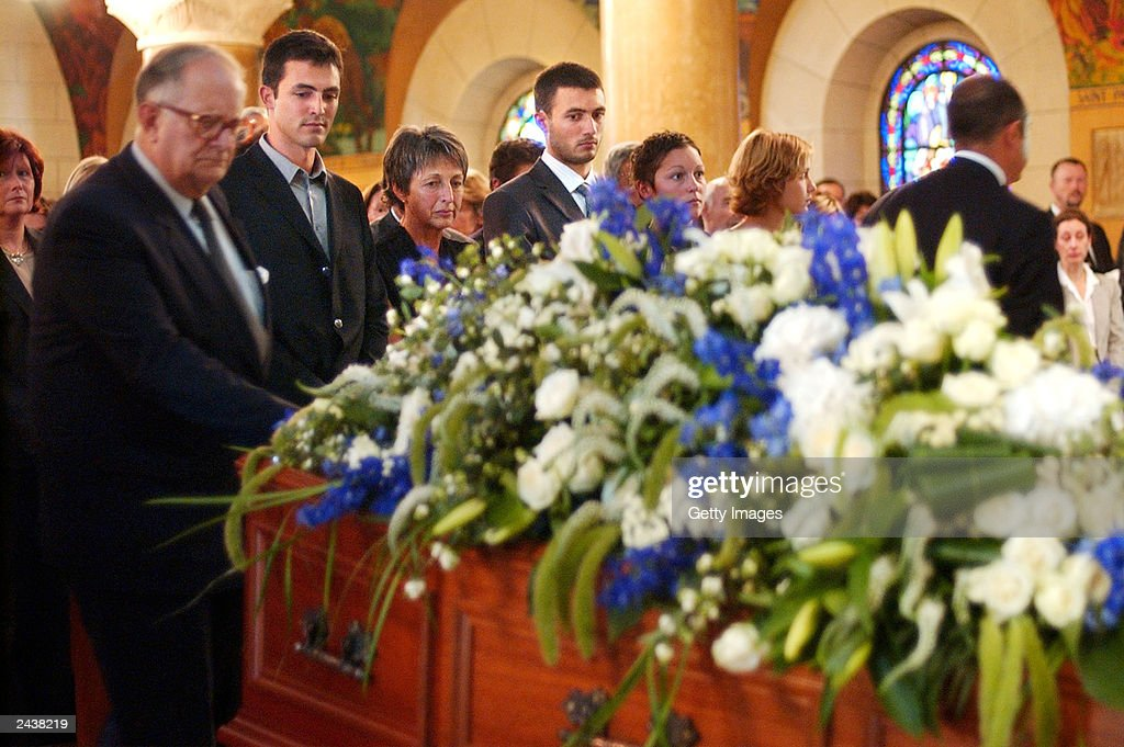 Funeral For UN Special Envoy Sergio Vieira de Mello : News Photo