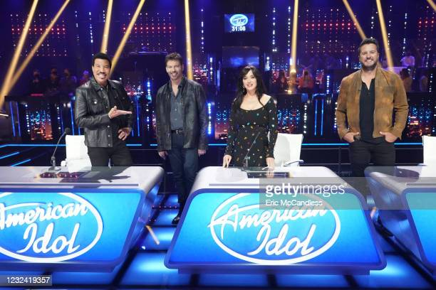 """Special episode of """"American Idol"""" featuring """"comeback contestants"""" airs MONDAY, APRIL 19 , on ABC. LIONEL RICHIE, HARRY CONNICK JR., KATY PERRY,..."""