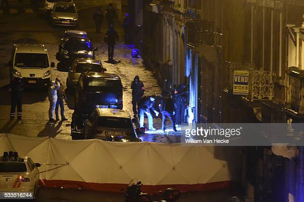 Special Forces and Police Officers have conducted an antiterrorism action in Verviers Two suspected terrorists were killed by the special forces...