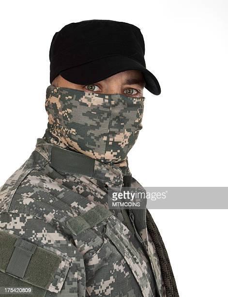 Special Forces Commando