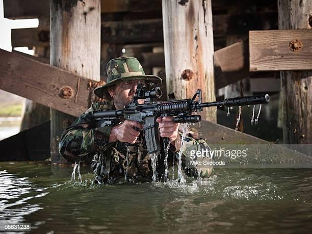 special forces - navy seals de los estados unidos fotografías e imágenes de stock