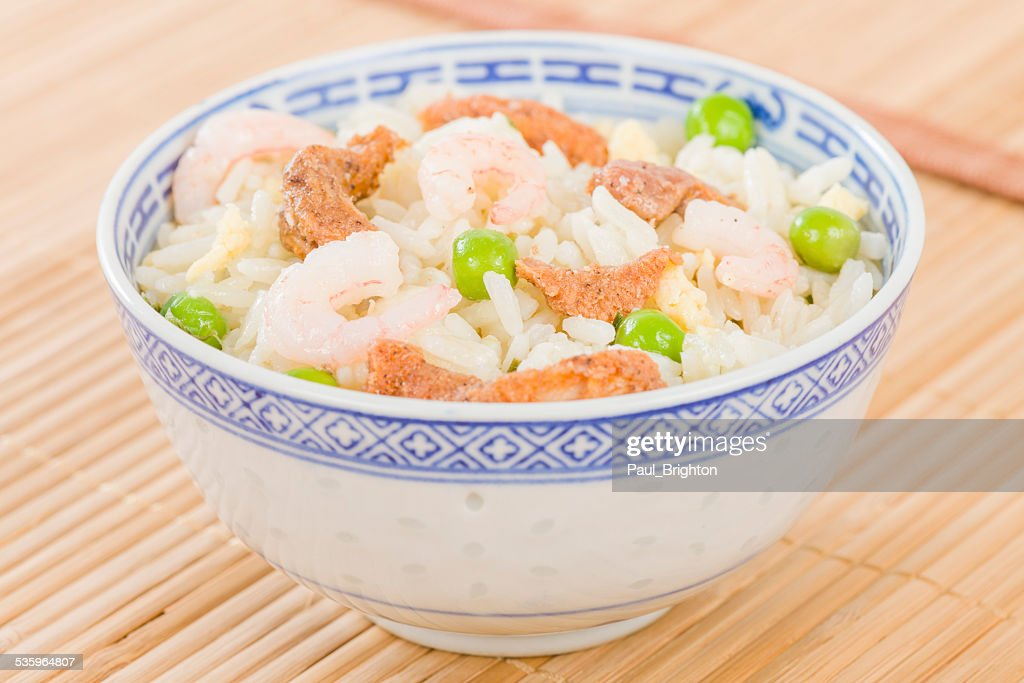Special Fried Rice : Stock Photo