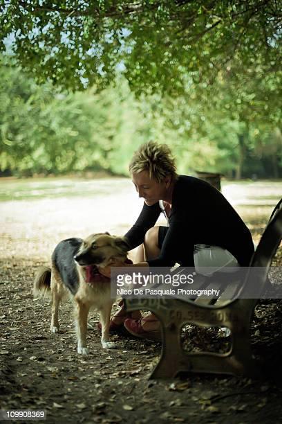 special Friends in an European park