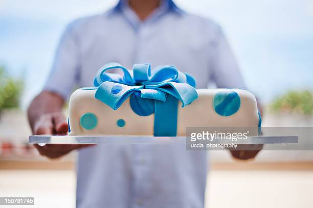 Special gift cake