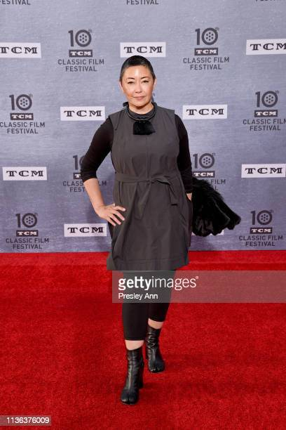 "Special Guest Ane Crabtree attends The 30th Anniversary Screening of ""When Harry Met Sally…"" Opening Night at the 2019 10th Annual TCM Classic Film..."