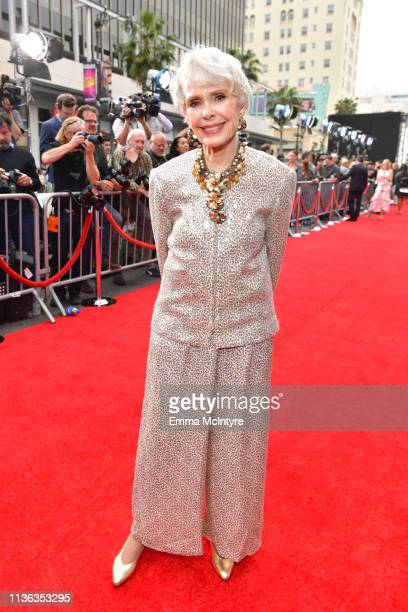 Special Guest Barbara Rush attends The 30th Anniversary Screening of When Harry Met Sally… Opening Night at the 2019 10th Annual TCM Classic Film...