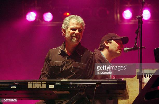 Special guest Chuck Leavell with John Jo Jo Hermann of Widespread Panic