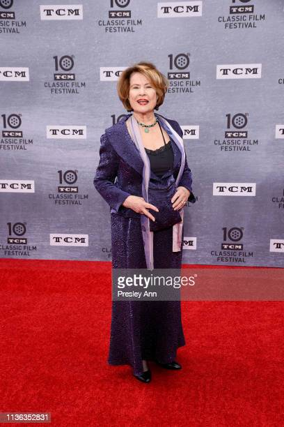 Special Guest Diane Baker attends The 30th Anniversary Screening of When Harry Met Sally… Opening Night at the 2019 10th Annual TCM Classic Film...