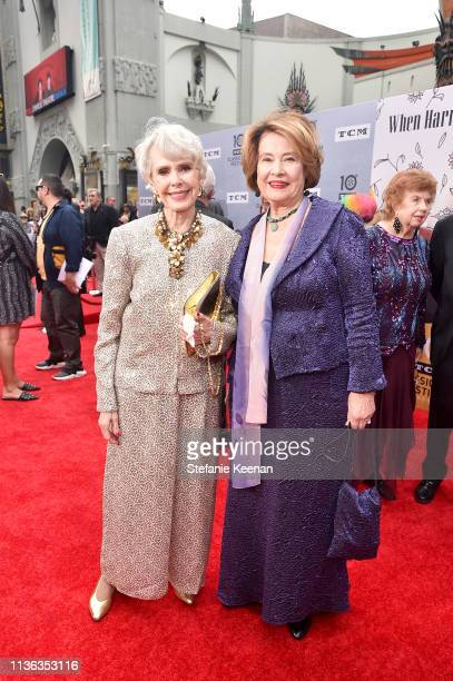 Special Guests Barbara Rush and Diane Baker attend The 30th Anniversary Screening of When Harry Met Sally… Opening Night at the 2019 10th Annual TCM...