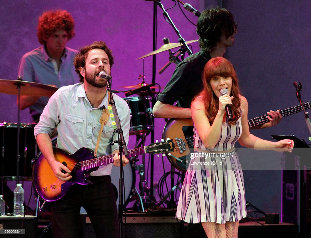 Jenny Lewis Performs at The HollywoodBowl