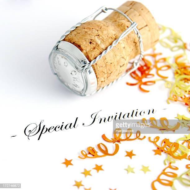 Especiales de invitación