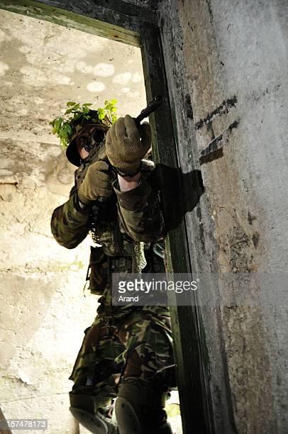 特別な操作 - 狙撃兵 ストックフォトと画像