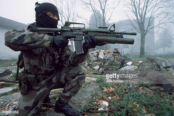 Special Operations Command of the 1st Marine Infantry Parachute Regiment Based in Bayonne the COS was created on June 24 following the the Gulf War...