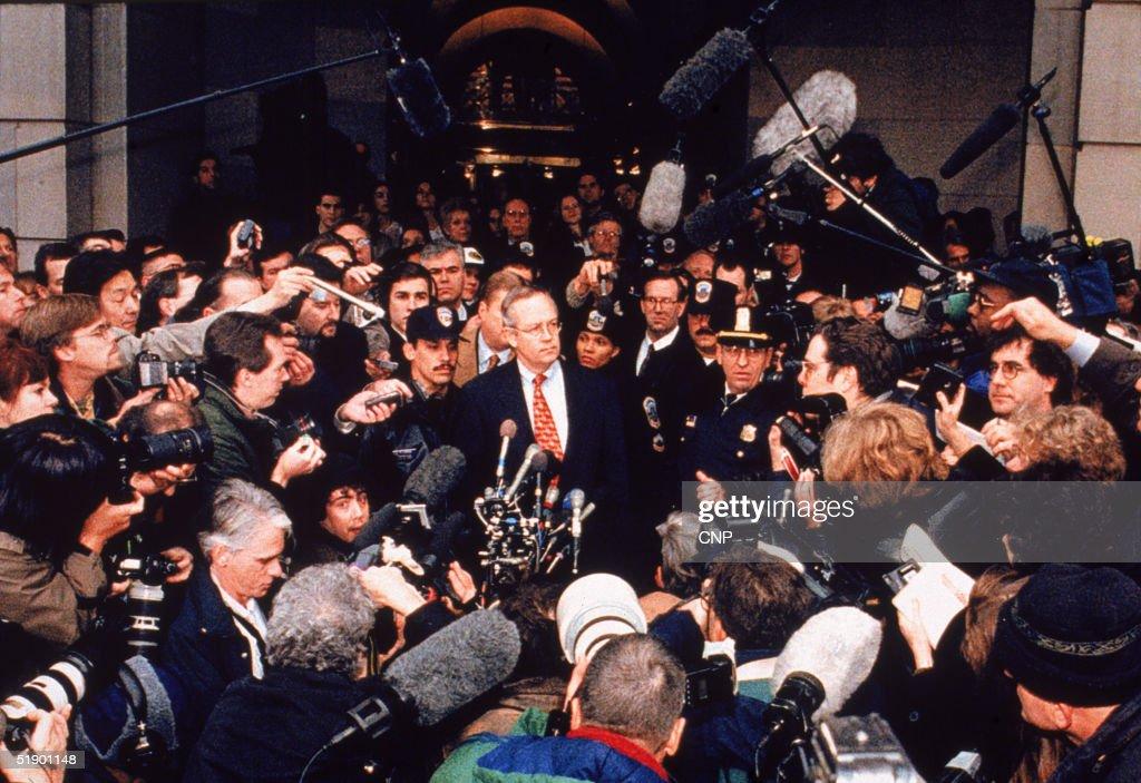 Starr & The Press : News Photo