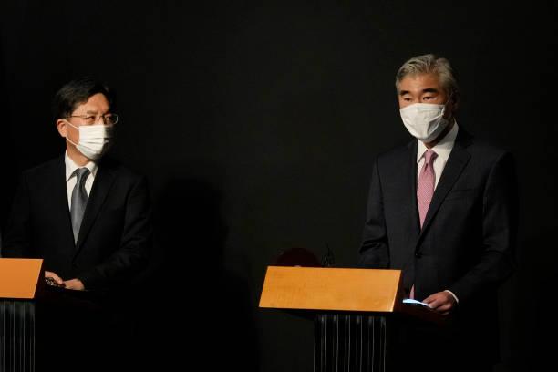 KOR: U.S. Special Rep For North Korea Sung Kim Visits South Korea