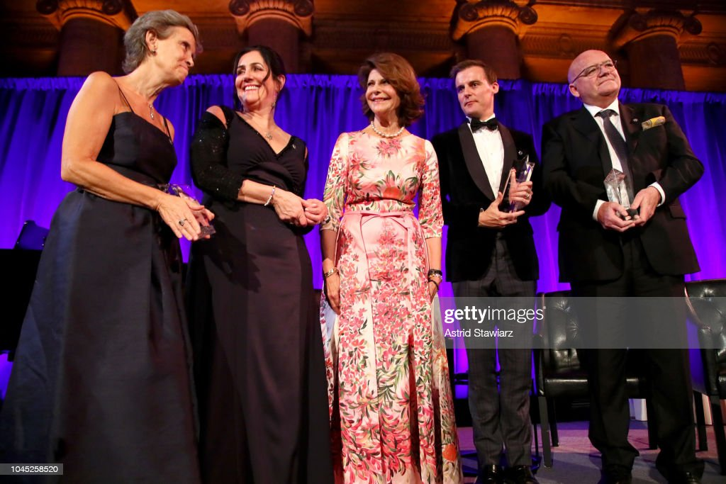 World Childhood Foundation USA 2018 Thank You Gala : News Photo