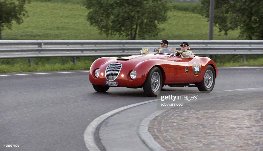 JAGUAR BIONDETTI Special Sport (year 1950) Vintage Car
