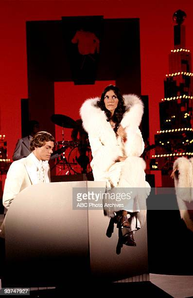CARPENTERS Special The Carpenters at Christmas December 1 Richard Carpenter Karen Carpenter