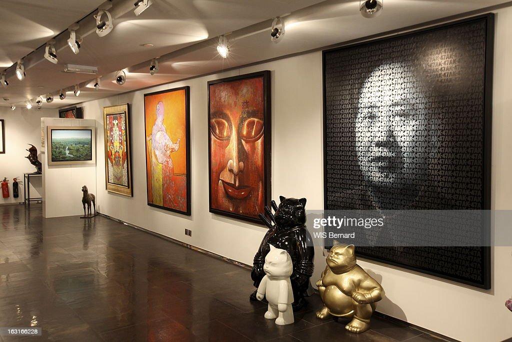 D Art Exhibition In Dubai : Marianne venderbosch about art