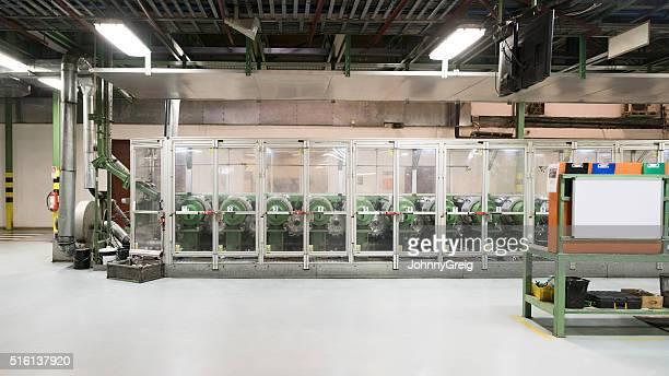 Spezialist Maschinen in aus Aluminium herzustellen