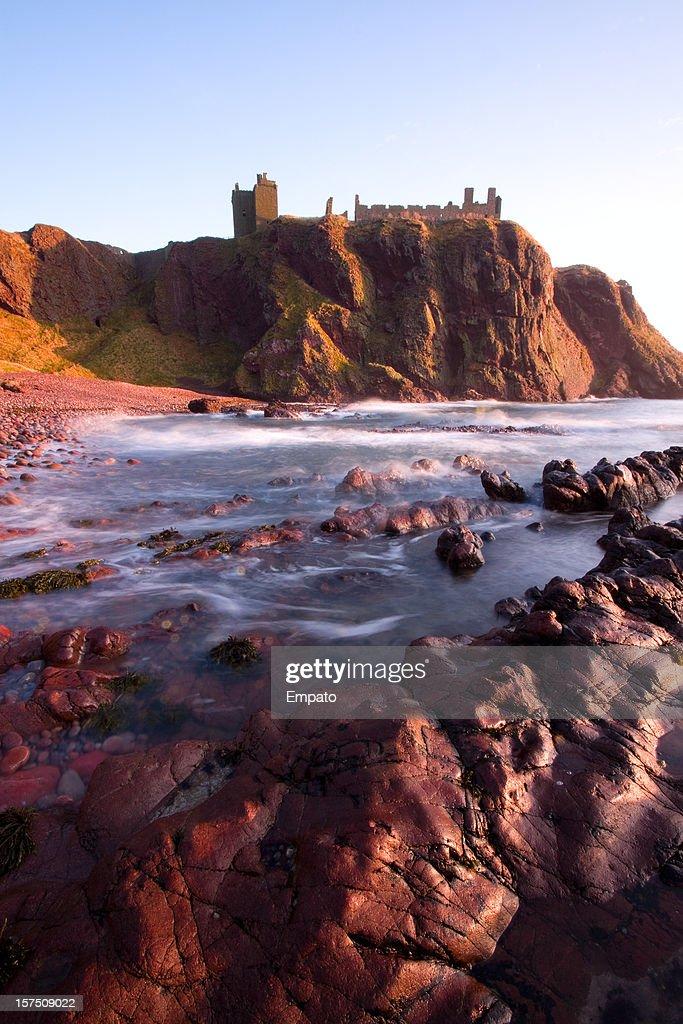 Atemberaubende Schloss Dunnottar, Aberdeenshire. : Stock-Foto