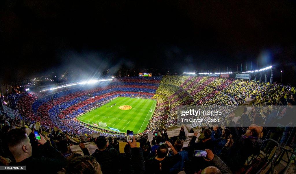 Barcelona V Real Madrid : ニュース写真
