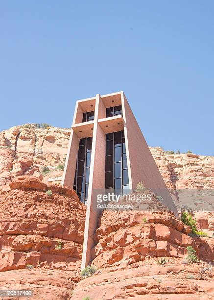 CONTENT] Spectacularly situated between redrock towers in Sedona the Chapel of the Holy Cross is a Catholic chapel with amazing views especially...