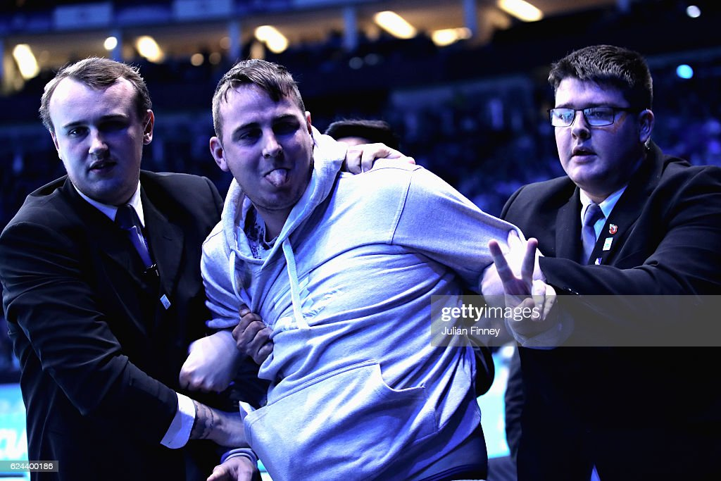 Day Seven - Barclays ATP World Tour Finals : News Photo