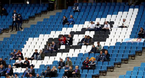 DEU: Hamburger SV v FC Erzgebirge Aue - Second Bundesliga