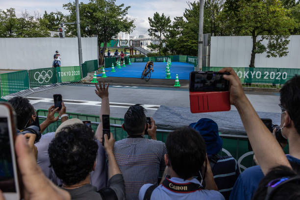 JPN: Around Tokyo Olympics - Day 8