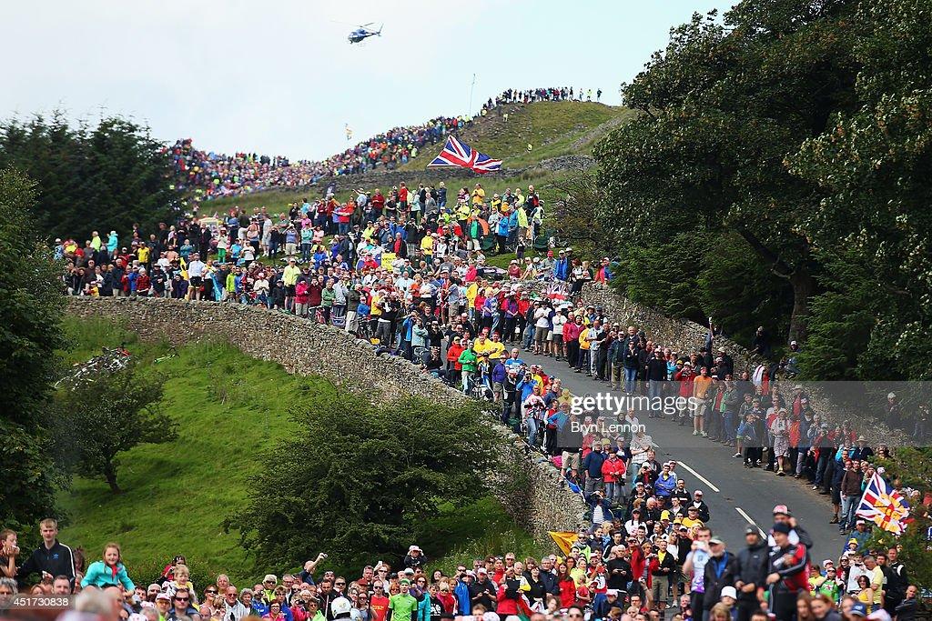 Le Tour de France 2014 - Stage One : News Photo