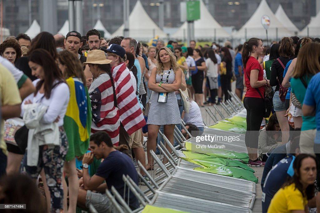 Rio De Janeiro Plays Host To The 2016 Summer Olympic Games : News Photo
