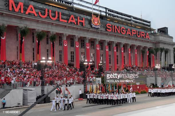 60 Top Singapore National Day Parade Pictures, Photos