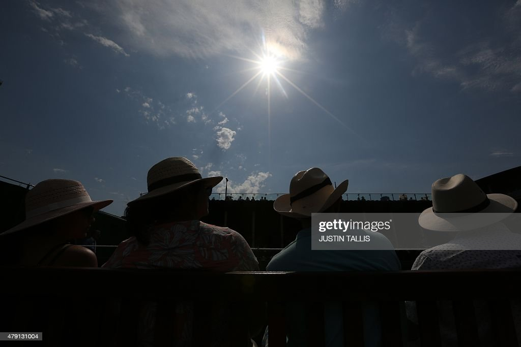 TENNIS-GBR-WIMBLEDON-FEATURE : News Photo