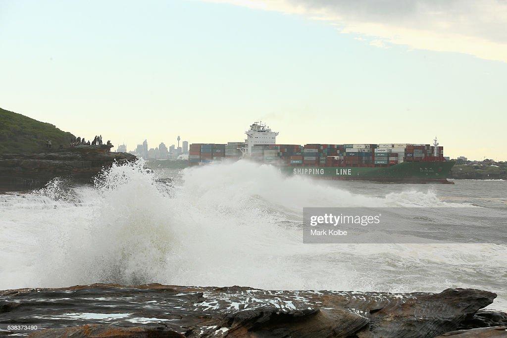 Cape Fear : News Photo