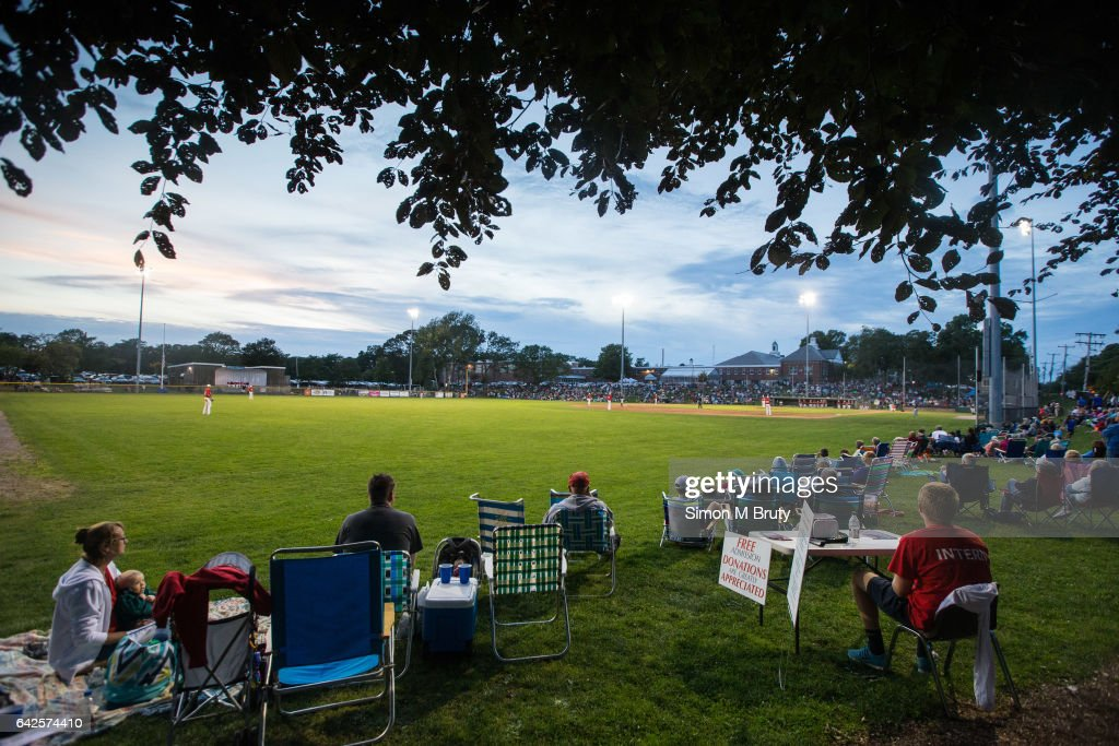 Cape Cod Baseball League : News Photo