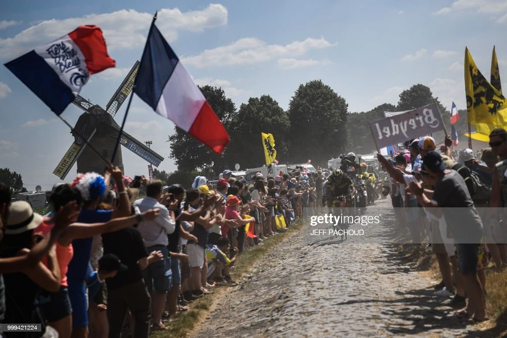 Le Tour de France 2018 - Stage Nine